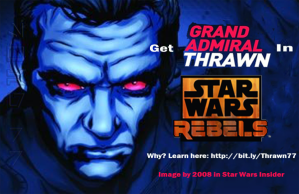 Get Thrawn in Star Wars Rebels