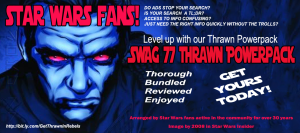 SWAG 77 Thrawn Powerpack