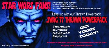 SWAG 77 Thrawn Powerpack